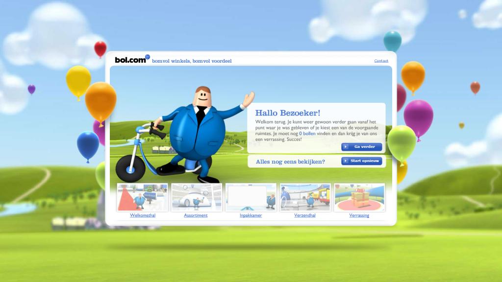 De wereld van Bol.com