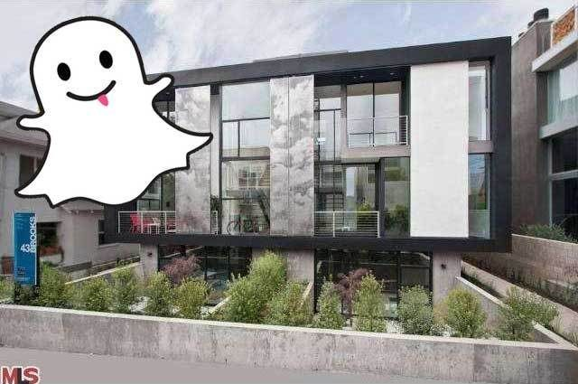 Bobby Murphy - Snapchat founder's house