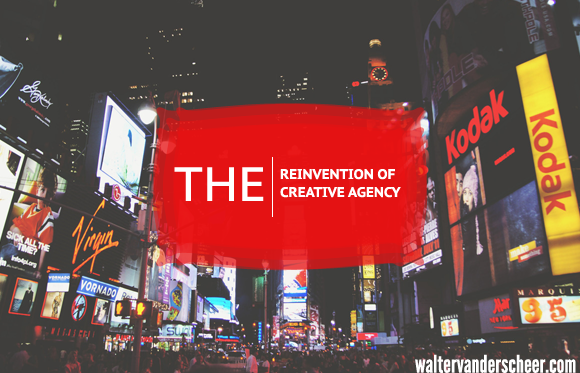 The reinvention of the creative agency