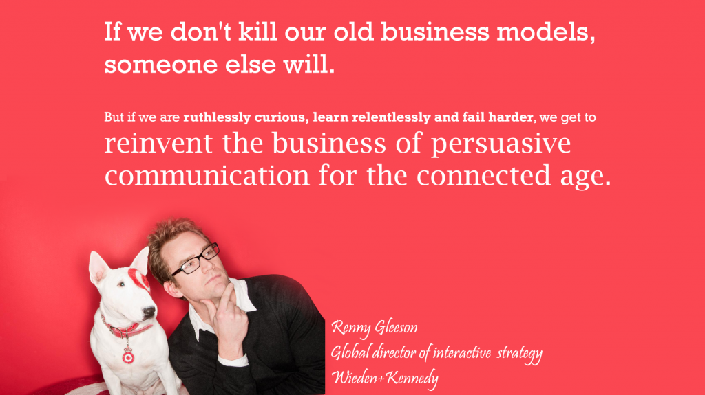 Kill old business models
