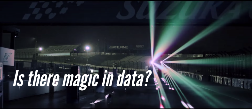 Is there magic in data?