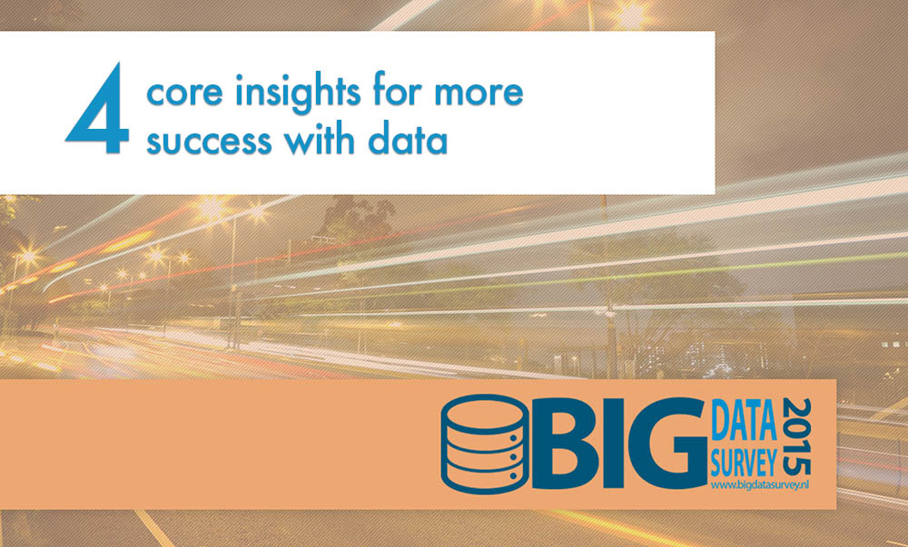 Four core insights for more success with data